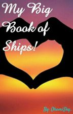My Big Book of Ships! by OkamiSky_