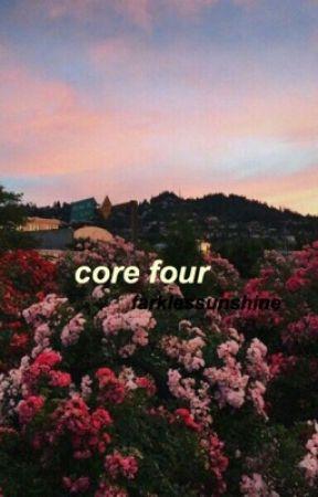 core four by farklessunshine