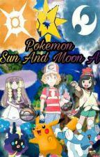 Pokemon Sol & Luna A:El Recorrido Insular by ritoblen24rojo
