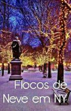 Flocos de Neve Em NY by GustavoSantooos