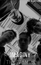 Imaginy- The Vamps by ola31282