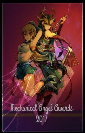Mechanical Angel Awards 2017 (INSCRIPCIONES ABIERTAS) by SoyElAngelMecanico