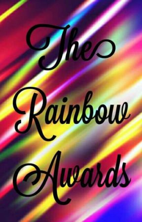 The Rainbow Awards [CLOSED] by JustSomeContests