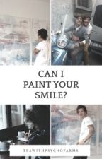 Can I paint your smile? | LARRY STYLINSON | by teawithpsychofarms