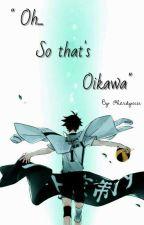 "Oikawa x reader - ""Oh... so that's Oikawa""  by herkyuu"