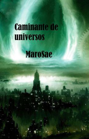 Caminante de universos by MaroSae