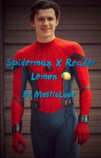 Spiderman X Reader Lemon 🍋 - I Stan Loki Odinson - Wattpad