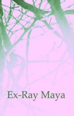 X-Ray Maya by Thaliathetree