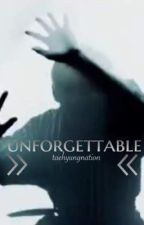 unforgettable  by taehyungnation