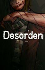 Desorden (homicidal Liu x Jeff the killer) by LittleTwistedClown