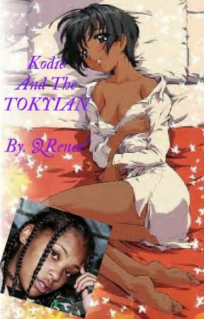 Kodie And The Tokyian by QRenee