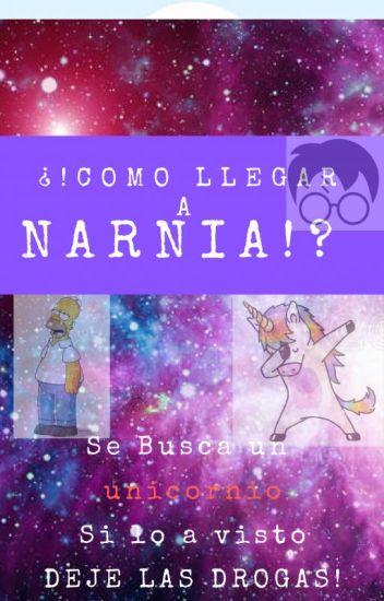 Como Llegar A Narnia La De Unicornios Isabela Suga