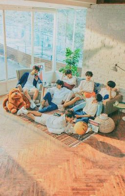 Imagine BTS || TEXT