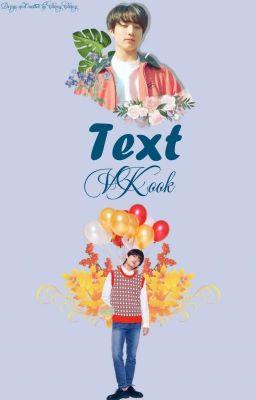 |Text| Vkook