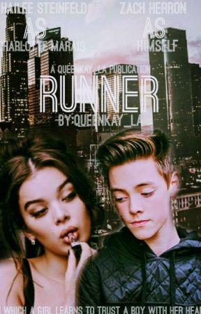 Runner//Zach Herron by QueenKay_La