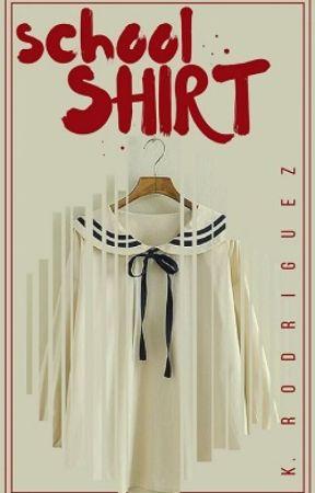 School Shirt by KRRodriguez