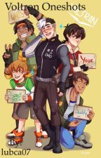 Voltron Oneshots  by lubca07