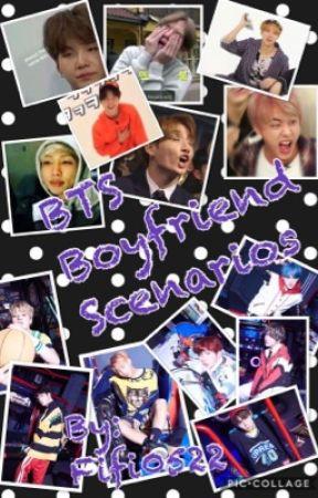 BTS Boyfriend Scenarios by Fifi0522