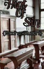 Hint of Sin (Teacher×Student×Teacher) (Obsessed Teacher Series Book #1)  by UnityTheWilcox