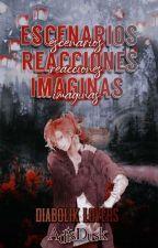 Diabolik Lovers >Escenarios, Reacciones, Imaginas< by AdisDusk