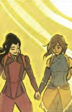 Korrasami : An Uncommon Relationship by AlldeRage