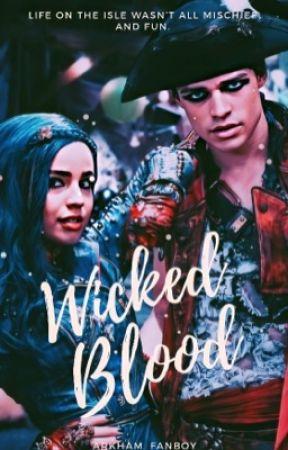 Wicked Blood | Hevie by arkham_fanboy
