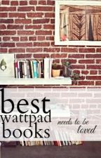 Best Wattpad Books by shadeofdespair