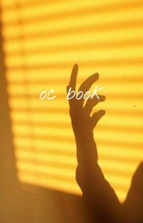 OCs by Aesthetic_Lemon