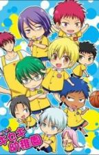 My six little brothers. (Kuroko no basuke fanfiction) readerXchild! GoM by chocolatearefrewns