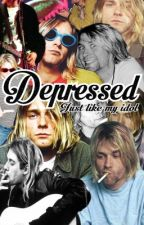 Depressed just like my idol  by _LadyC
