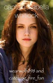 Captian Isabella Whitlock by wearwolf098