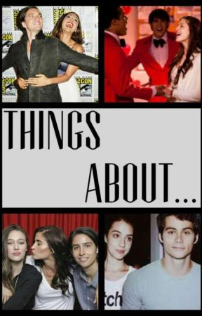 Things About... by -SupernaturalSquad-