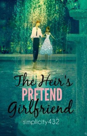 The Heir's Pretend Girlfriend by simplicity432