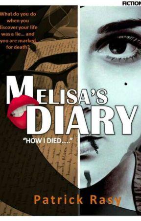 Melisa's Diary  by PatrickRasy