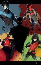 Historie z życia Bat Family by heroesMN