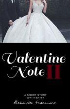 Valentine Note II by SweetPeachWP