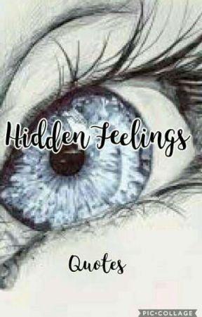 Hidden Feelings by Lady_LMH