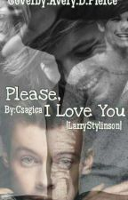 Please, I love you by csagica