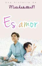 Es amor || SeHo  by Mitchekiller117