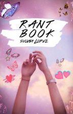 Creepypasta Rant Book by -sylvialopez