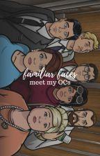 familiar faces | OCs by viiv-xvii