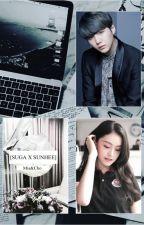 [Suga X Sunhee] by Jeon_Mia