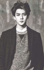 Arraged Marrige (EXO SEHUN IMAGINE) by shirahanesakura