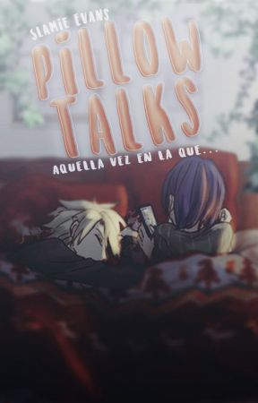 Pillow Talks | BNHA | KamiJirou  by WEEvans