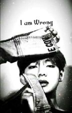 I am Wrong [Vkook Texting] by NatsTaehyung