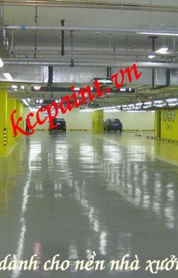 Đại lý sơn epoxy kcc cho sàn nhà xưởng, phòng thí nghiệm, bệnh viện