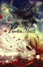 Citazioni Pandora Hearts by Lu-Chan51