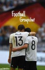 Football Groupchat  by Namjoonsbambam