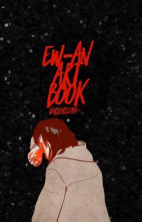 EW-AN ART BOOK by horrorscope-