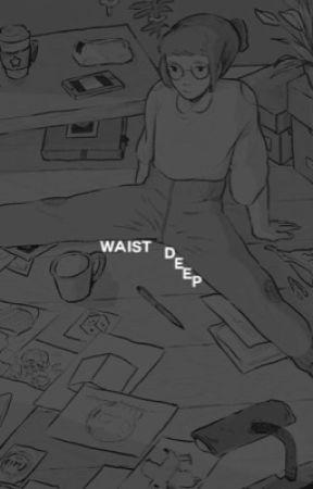 WAIST DEEP,   mcclain by alluhras